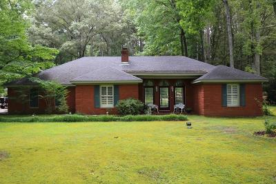 Oxford Single Family Home For Sale: 511 Woodland Hills