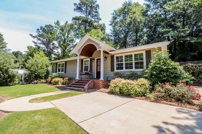 Oxford Single Family Home For Sale: 410 N 9th Street