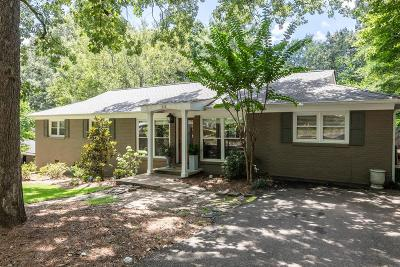 Oxford Single Family Home For Sale: 211 Eagle Springs