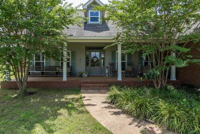 Oxford Single Family Home For Sale: 614 Hwy 334