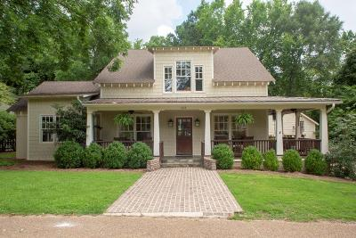 Oxford Single Family Home For Sale: 1211 Washington Avenue
