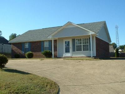 Oxford Single Family Home For Sale: 443 Beauregard Cir