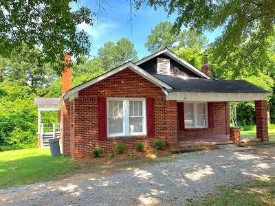 Oxford Single Family Home For Sale: 26-28 Hwy 334