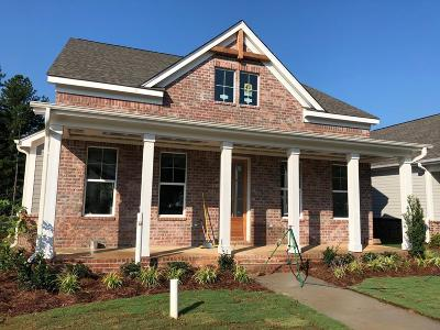 Oxford Single Family Home For Sale: 110 Post Oak Drive