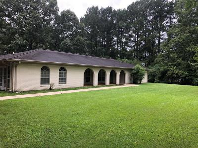 Oxford Single Family Home For Sale: 17 Cr 324