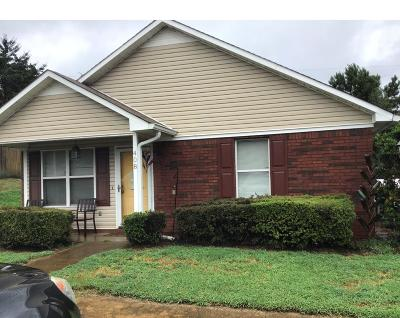 Oxford Single Family Home For Sale: 408 Beauregard Circle