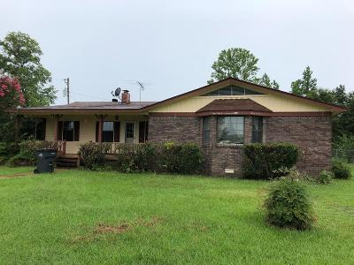 Oxford Single Family Home For Sale: 174 Cr 415 Punkin Rd