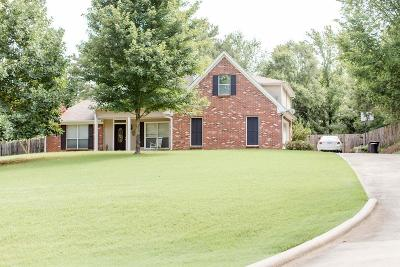 Oxford Single Family Home For Sale: 806 Maplewood Drive