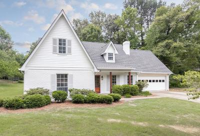 Oxford Single Family Home For Sale: 408 Cherokee Drive