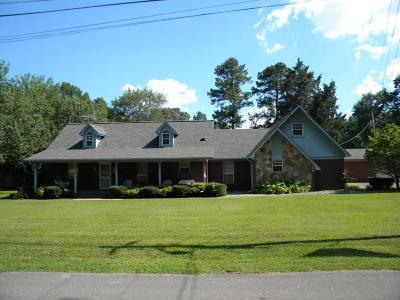 Marshall County, Benton County, Tippah County, Alcorn County, Prentiss County, Tishomingo County Single Family Home For Sale: 976 Ridge Ave.