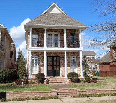 Tupelo Single Family Home For Sale: 156 Midway Dr.