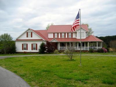 Marshall County, Benton County, Tippah County, Alcorn County, Prentiss County, Tishomingo County Single Family Home For Sale: 102 Peacock Hollow