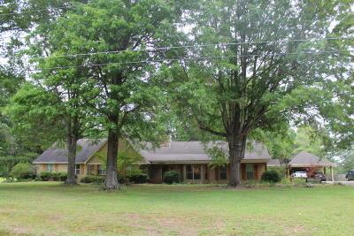 Tupelo Single Family Home For Sale: 290 N Sweet Gum Ln.