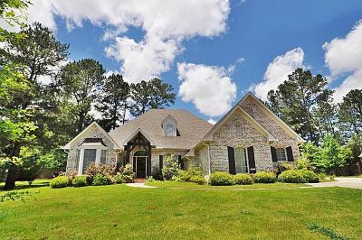 Tupelo Single Family Home For Sale: 3187 North Hill Dr.