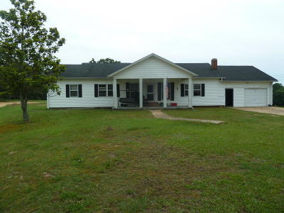 Marshall County, Benton County, Tippah County, Alcorn County, Prentiss County, Tishomingo County Single Family Home For Sale: 5 Co Rd 3311