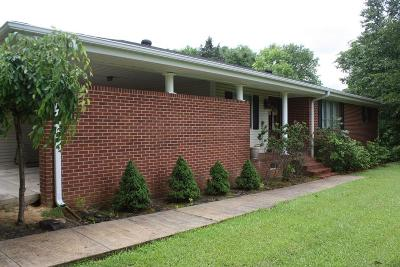 Marshall County, Benton County, Tippah County, Alcorn County, Prentiss County, Tishomingo County Single Family Home For Sale: 1101 W College St.