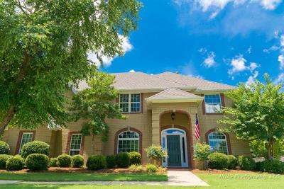 Tupelo Single Family Home For Sale: 1366 Morning Glory