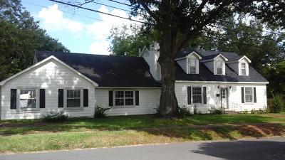 Marshall County, Benton County, Tippah County, Alcorn County, Prentiss County, Tishomingo County Single Family Home For Sale: 405 S Main St.