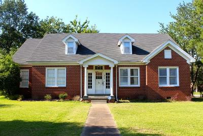 Tupelo MS Single Family Home For Sale: $159,000