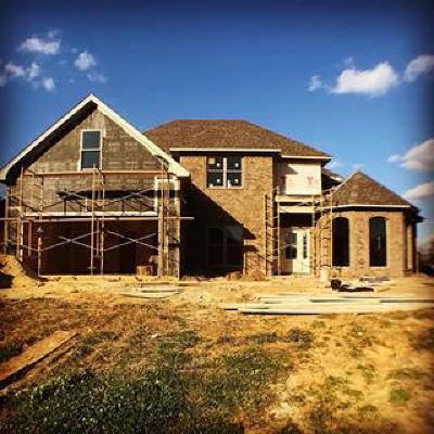 Tupelo Single Family Home For Sale: 1062 Dunbarton Oaks County Road .