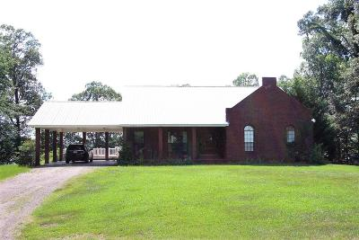 Single Family Home For Sale: 195 Ben Burch Road