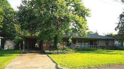 Tupelo Single Family Home For Sale: 2311 Meadowview Dr.