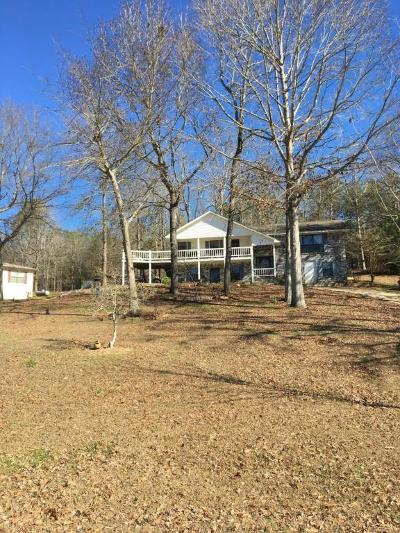 Single Family Home For Sale: 1033 Ironwood Bluff Road