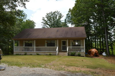Single Family Home For Sale: 181 County Road 1057