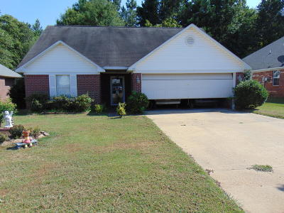 Single Family Home For Sale: 105 Cypress Grove Dr.