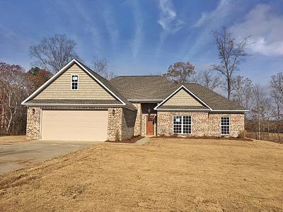 Single Family Home For Sale: 150 Titus (Lot 6) Cv.