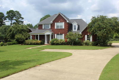 Lee County Single Family Home For Sale: 105 Cotton Gin Ln.