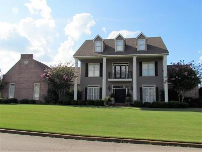 Tupelo Single Family Home For Sale: 4640 Market St.