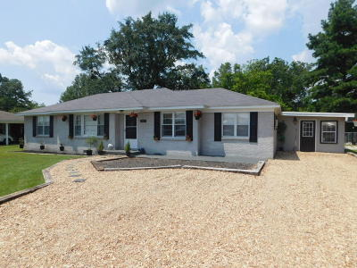 Single Family Home For Sale: 60291 Hatley Road