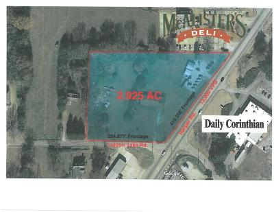 Residential Lots & Land For Sale: 1600 S Harper Road