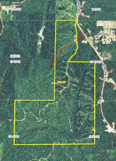 Residential Lots & Land For Sale: County Road 1401