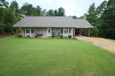 Single Family Home For Sale: 1404 County Road 961