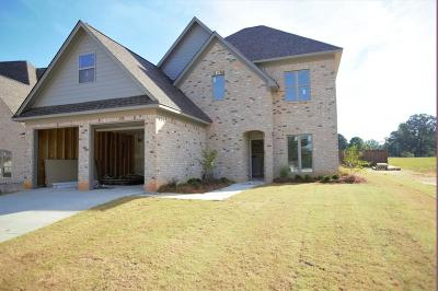 Tupelo Single Family Home For Sale: 106 Brisage County Road .