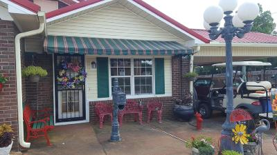 Pontotoc Single Family Home For Sale: 49-A W Reynolds St.