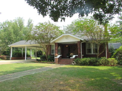 Pontotoc Single Family Home For Sale: 176 N Brooks St.