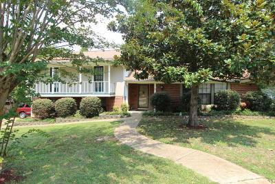 Tupelo Single Family Home For Sale: 2304 Englewood St.