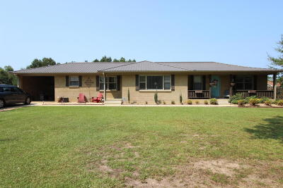 Single Family Home For Sale: 895 Shiloh Road