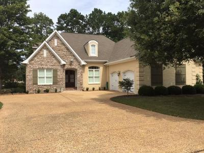 Tupelo Single Family Home For Sale: 2694 Columbine Pl.