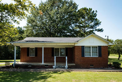 Marshall County, Benton County, Tippah County, Alcorn County, Prentiss County, Tishomingo County Single Family Home For Sale: 44 County Road 8361 Road
