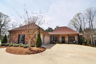 Tupelo Single Family Home For Sale: 127 Autumn Hills Dr.