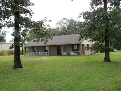 Single Family Home For Sale: 32701 Highway 45 N