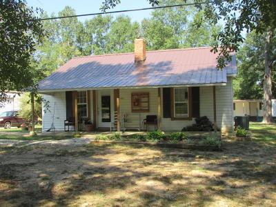 Pontotoc Single Family Home For Sale: 4910 Hwy 341