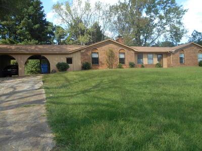 Pontotoc Single Family Home For Sale: 286 E Oxford St.