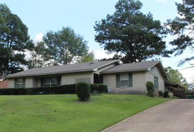 Tupelo MS Single Family Home For Sale: $88,900