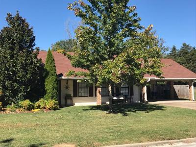 Tupelo Single Family Home For Sale: 1807 Modeannia St.