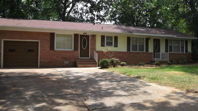 Pontotoc Single Family Home For Sale: 190 Wilson St.
